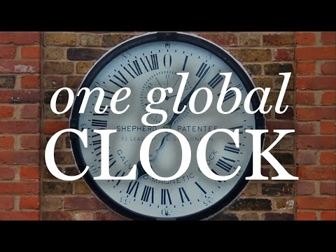 One Time Zone for the Whole World?