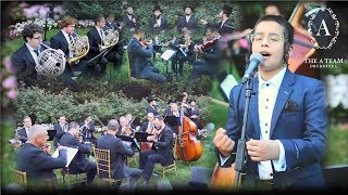 Symphony Chuppah on The Par - The A Team: Feat. Child Soloist Shulem Saal & The Shira Choir