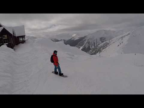 Kicking Horse 2018 - 3/7/2018 CPR Ridge / Crystal Bowl