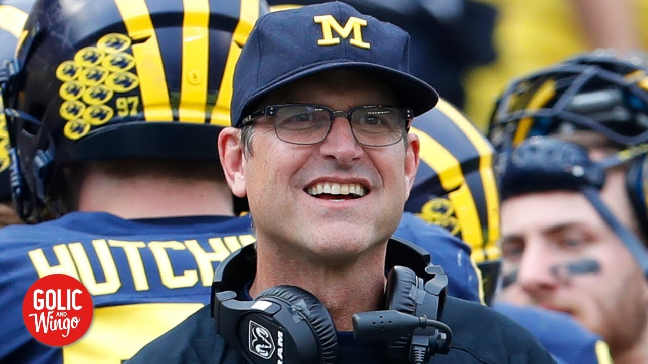 Mike Golic expects NFL teams to call Jim Harbaugh this year