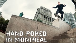 """Brixton's """"Hand Poked in Montreal"""" Video"""