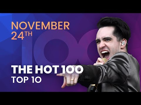 Early Release! Billboard Hot 100 Top 10 November 24th, 2018 Countdown | Official