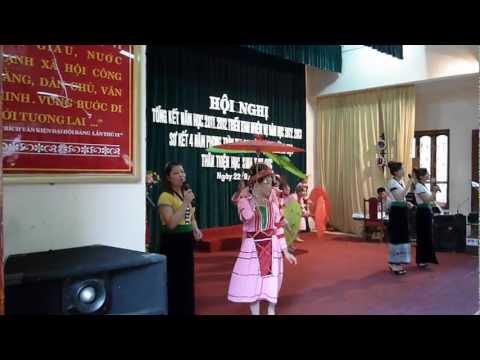 Cô giáo bản mèo - Đội VN ngành GD Lang Chánh.Thanh Hóa.