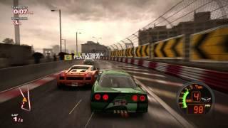 Project Gotham Racing 4 (PGR4): Callaway Sledgehammer car (Gameplay)