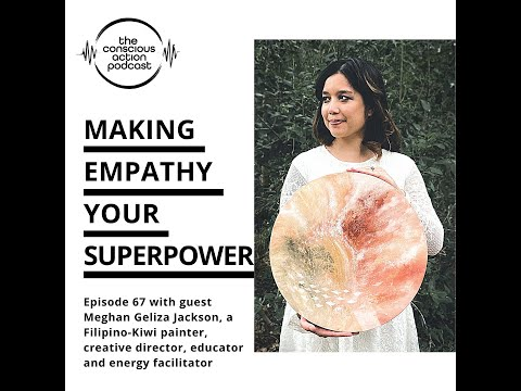 Making empathy your superpower with Meghan Geliza Jackson