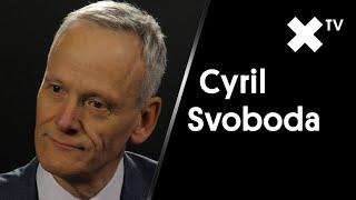 """""""Třetí světová válka už probíhá, ale ne jako v minulém století."""" – říká Cyril Svoboda"""