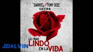 Lo Mas Lindo En La Vida - Darkiel Ft Tony Dize & Ozuna (JDalvin Edition)
