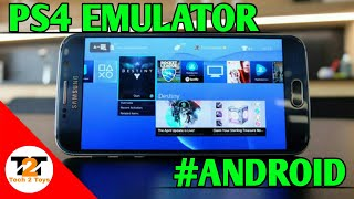PS4 PUTAO EMULATOR FOR ANDROID || UPDATED EMULATOR || DOWNLOAD IT NOW
