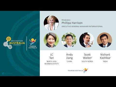 DestAus17: Succeeding in Asia