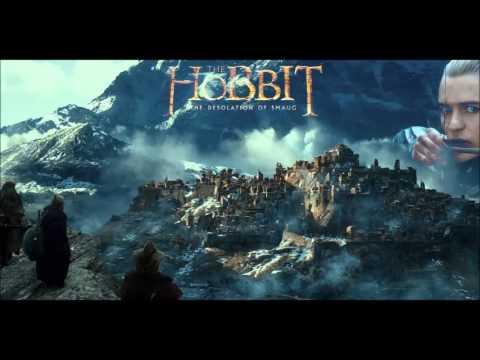 The Hobbit Desolation of Smaug [Full] [Trailer Soundtrack]