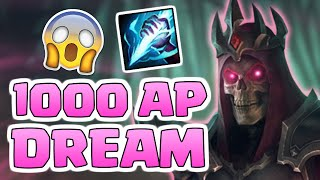 Nightblue3 - NEW 1000 AP KARTHUS JUNGLE DREAM