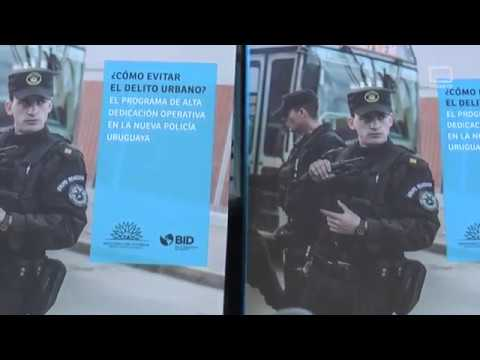 Lanzamiento del libro Como evitar el delito urbano