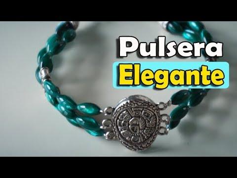 d30bd03e665c Pulsera Elegante en unos minutos - Bisutería en español
