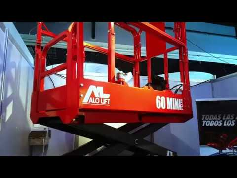 ALO Lift - Feria 100 Showrooms