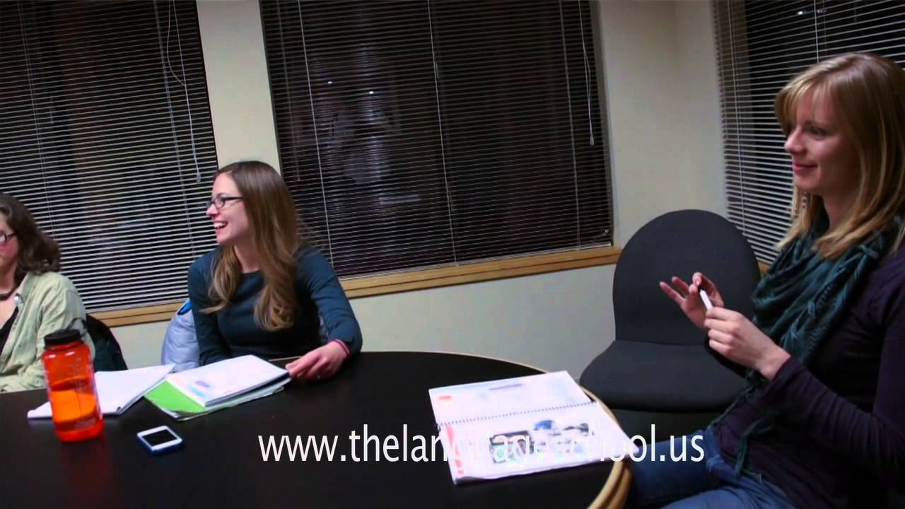 The Language School Spanish And English Classes In Denver Youtube