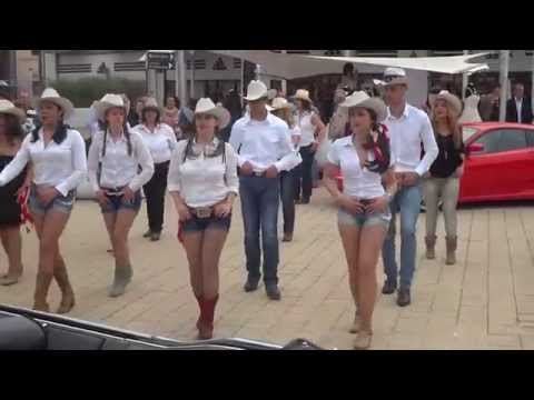 Country Music Dance Line - Summer Show