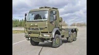 Военные и специальные автомобили Татра, Чехия
