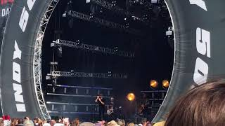 Nothing Lasts Forever - Sam Hunt (New Song 2018) Legends Day - Indianapolis, IN (05.26.18)