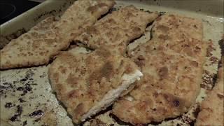 Panierte Schnitzel im Ofenzauberer von Pampered Chef®