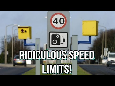 Ridiculous New Speeding Fines! Driving in 2017