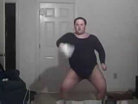 Youtube All The Single Ladies Fat Guy 81
