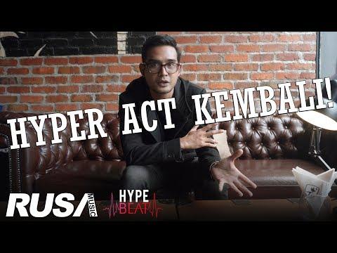 Hyper Act Lagu Terbaru Bersama Akir Hyper Act!!