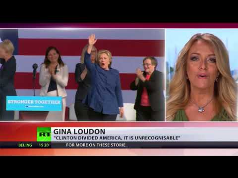 Hillary Clinton divided America, by race, gender & views, and now it is unrecognisable – analyst