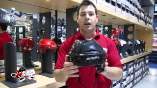 How to properly fit your hockey helmet: Pro Hockey Life