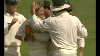 Michael Clarke 6 for 9 vs India - 2004 4th test INDIA LOST SERIES, SHAMEFUL