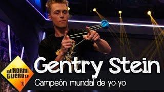 Gentry Stein - Campeón mundial de yo-yo en El Hormiguero 3.0