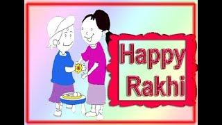 Happy Rakhi 2019 || Raksha Bandhan 2018 || Date, Time || Rakhi Status || Wishes