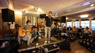 Jan Smit zingt Echte Vrienden speciaal voor Edwin Evers