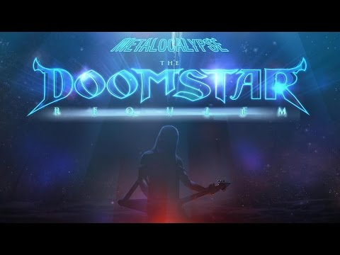 MY Review Video Of Metalocalypse The Doom-Star Requiem A Klok Opera Vinyl Record !!!!!!!!!!!! =D.