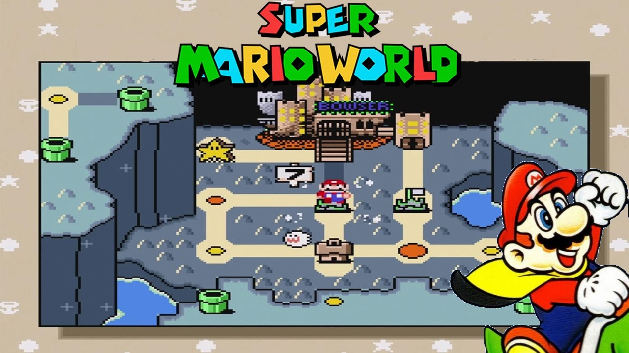 Super Mario World Complete Part 7 YouTube