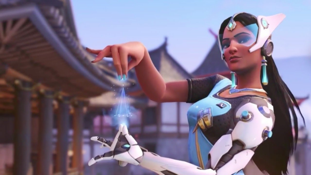Image result for symmetra