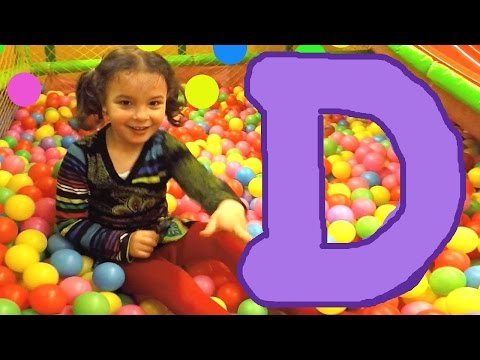 Thumbnail: Learn ABC Letter D - Kids for Kids Fun Way to Learn Letters with toys for Toddlers