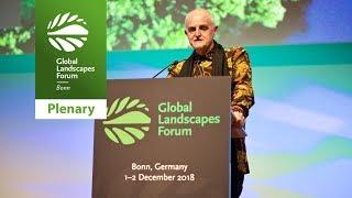 Robert Nasi - Opening plenary GLF Bonn 2018