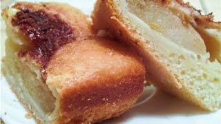 Заливной яблочный пирог рецепт