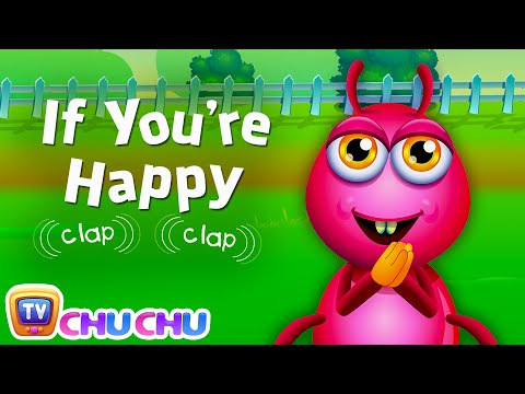 Thumbnail: If You're Happy And You Know It Nursery Rhyme - Helping Others May Make You Happier