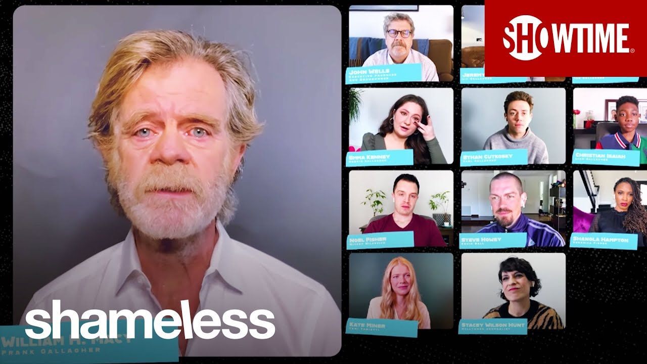 Download Finale Panel w/ the Cast to Discuss the Final Season   Shameless   Season 11