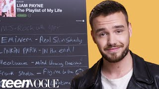 liam payne creates the playlist to his life teen vogue