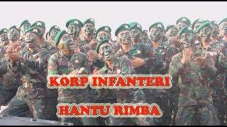 Full Yel Yel Korp Hantu Rimba TNI