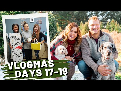 VLOGMAS Days 17-19 | The One Where I Give Away $100 On Air