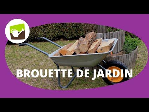 Comment Monter La Brouette De Jardin Youtube