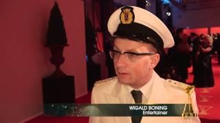 Wigald boning im interview - goldene kamera 2014