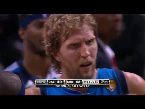Dallas Mavericks - Miami Heat | Finals 2011, Game 6