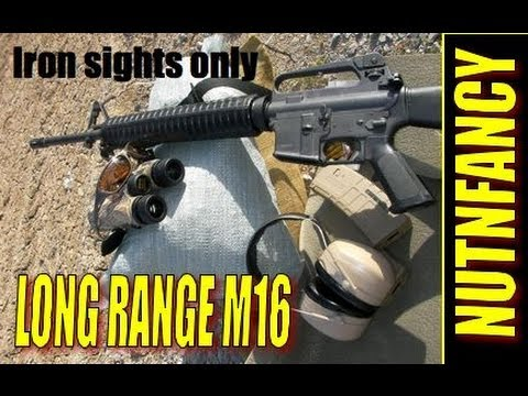 Shooting M16s in Military Competition by Nutnfancy [2009 Competition]