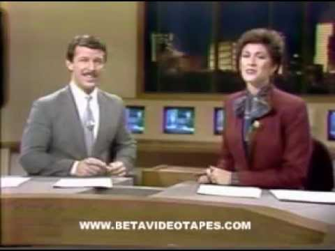 KXAS-TV 5  1984 NEWSCAST DALLAS/FT.WORTH