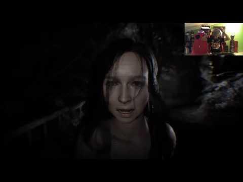 Resident Evil 7 biohazard VR mia madre mi vuole uccidere