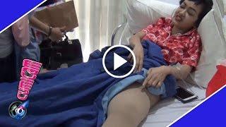 Lipstik TV - Usai menjalani serangkaian kemoterapi dan berbagai pengobatan di negeri Singapura, akhi.
